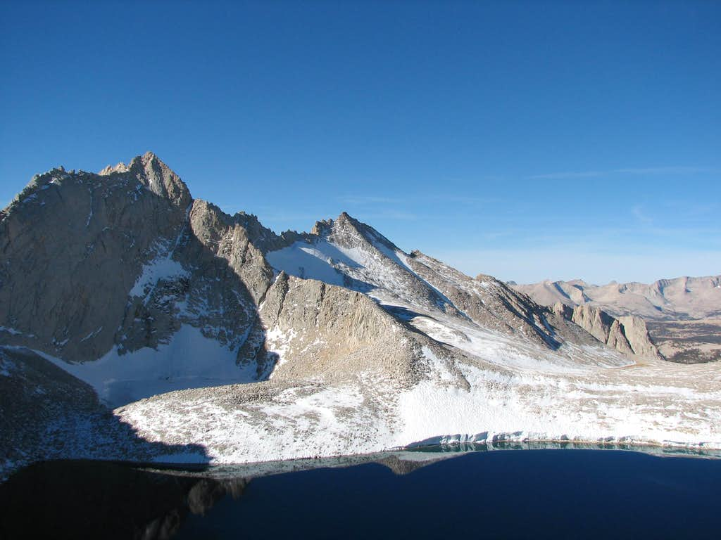 North Ridge from The Cleaver