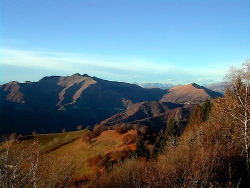 Monte Generoso from S