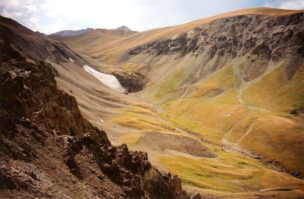 Greybull Pass View