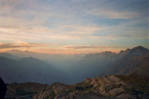 View of Pineta Valley