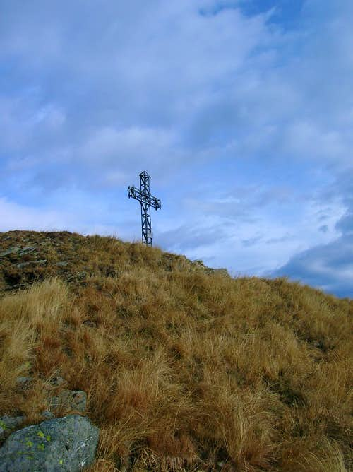 The top of Laurasca