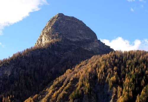 Il mont Chetif - Courmayeur