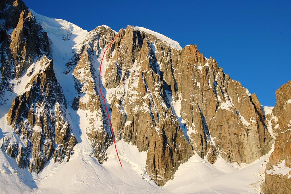 Jager Couloir