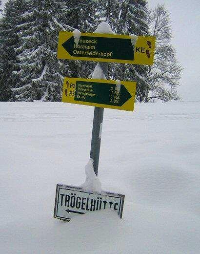 Near to Hausbergbahn