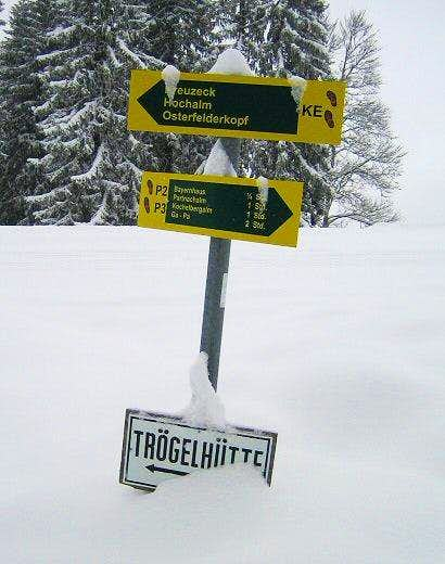 Near to Hausbergbahn