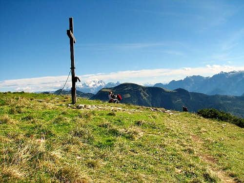 Summit of Schlenken