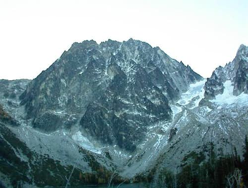 Dragontail Peak as seen from...