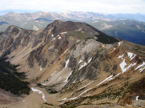 Junction Peak