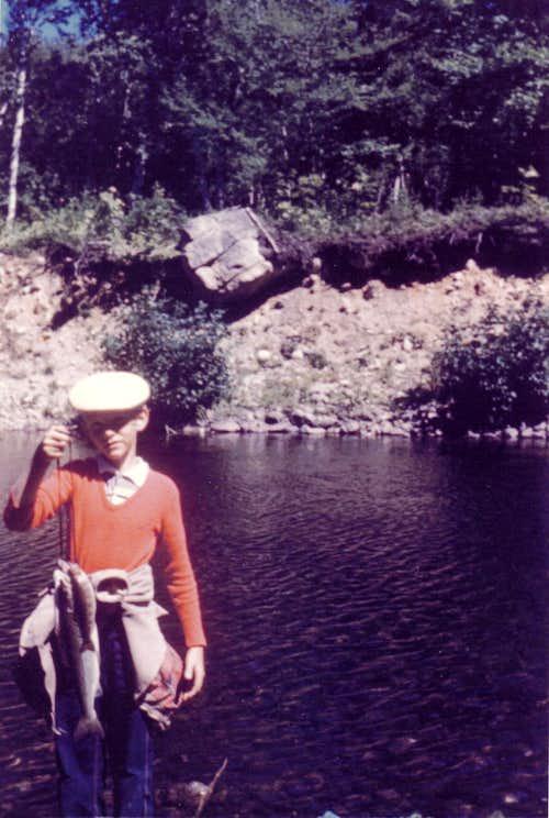Long ago Salmon