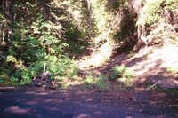 Trailhead on Lime Quarry...
