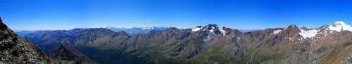 Panorama South Tyrol