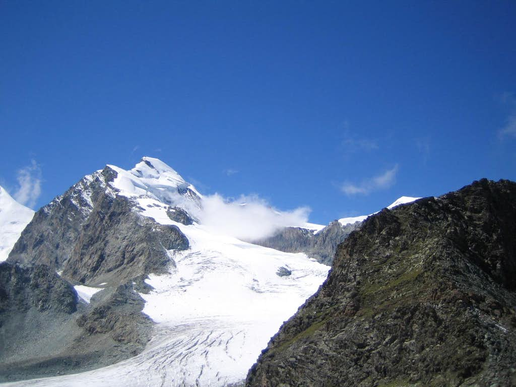 Allalinhorn and Alphubel