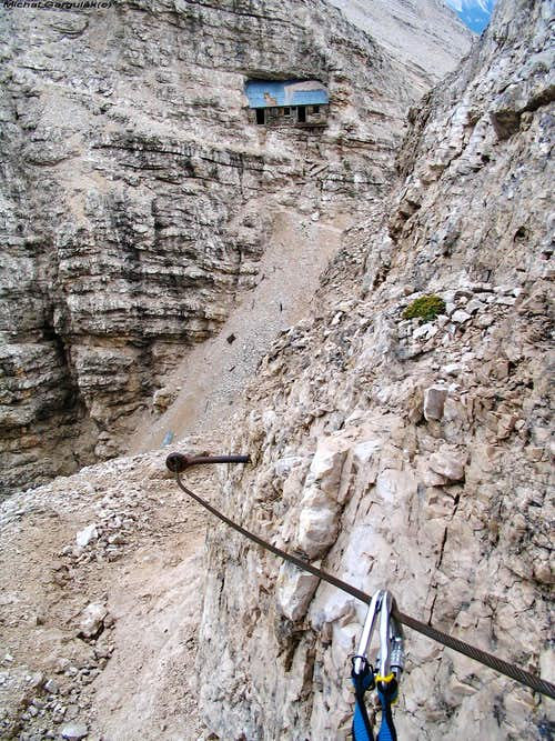 Buffa di Perrero(2760m)