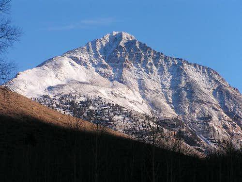 Cobb Peak South Face
