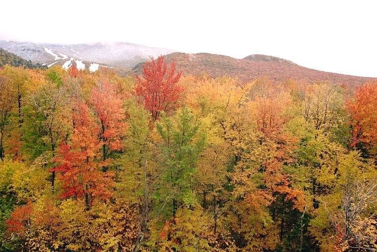 Franconia Notch, New Hampshire