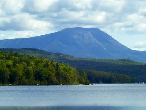 Katahdin From Rainbow Lake