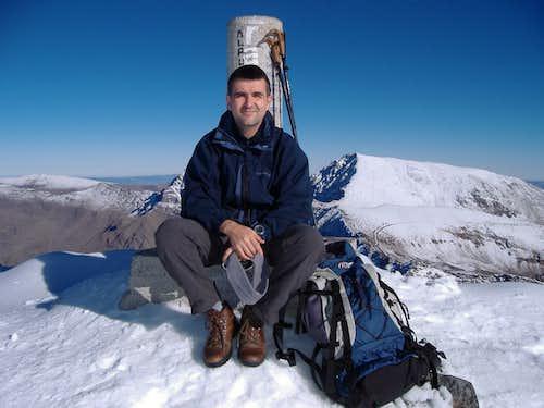 Damian in Asturias