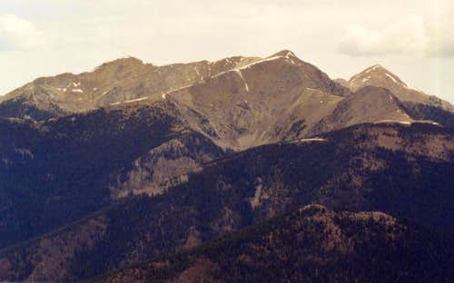 The Truchas Massif