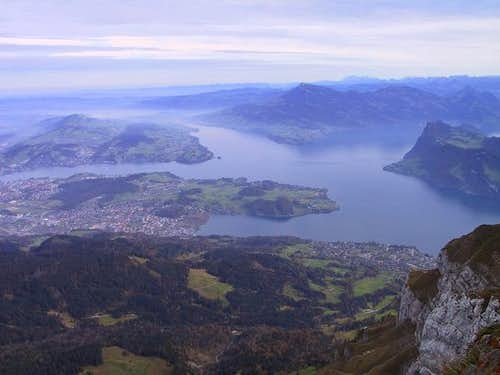 Rigi is the mountain in the...
