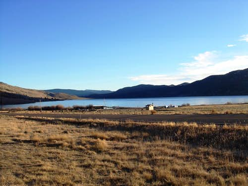 October at Fish Lake