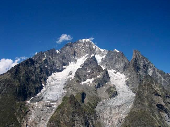 The Mont Blanc from the...