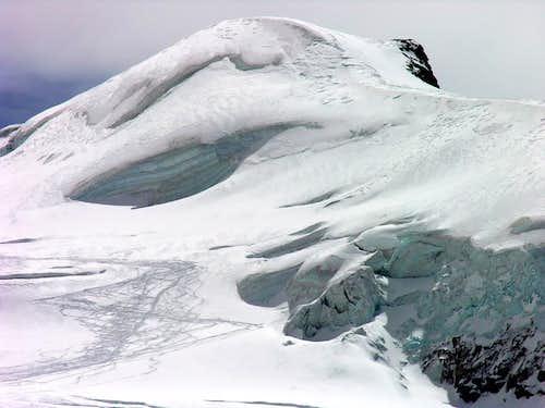 Ghiacciaio del Laveciau (Gran Paradiso)