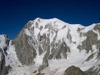 Mont Blanc's Brenva Face....