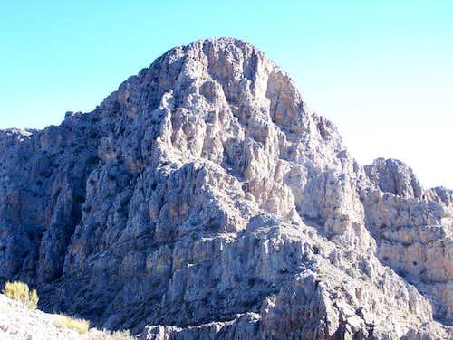 Descenting Muddy Peak