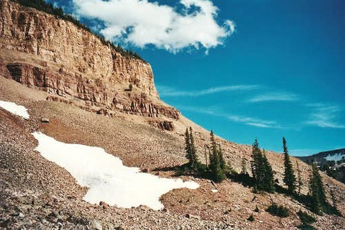 Box Canyon Peaks