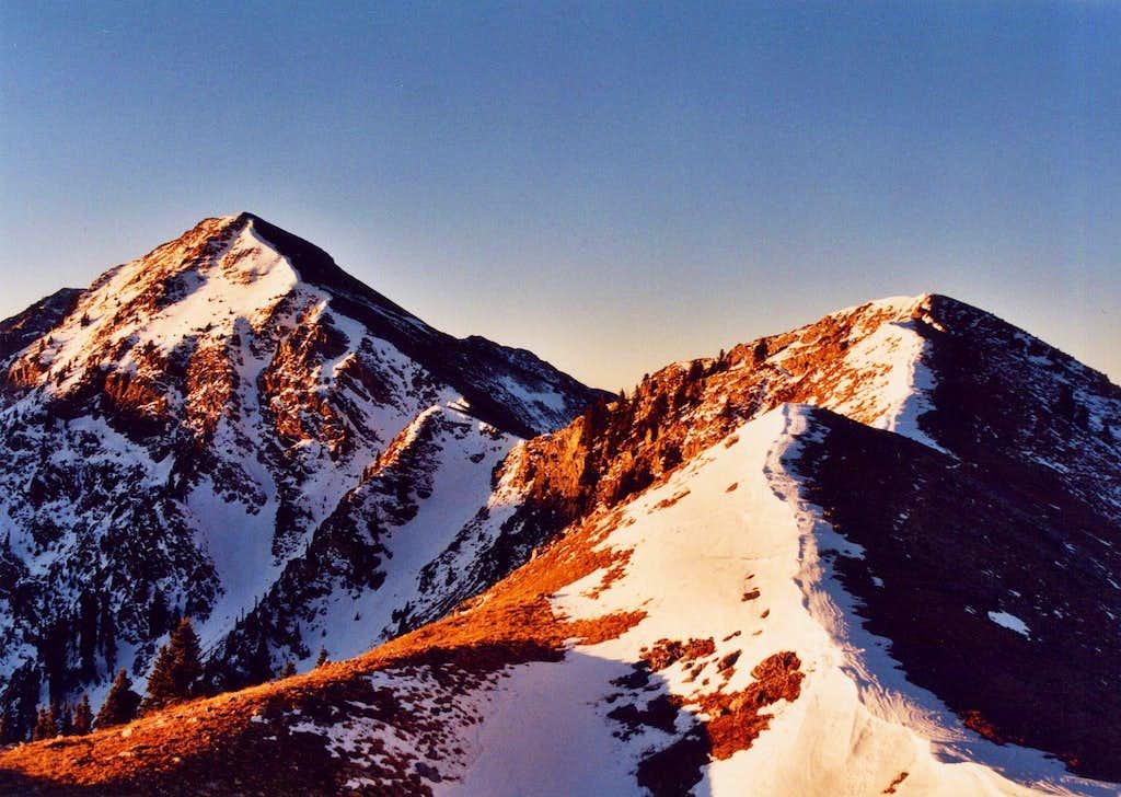 Sheepshead's North Ridge