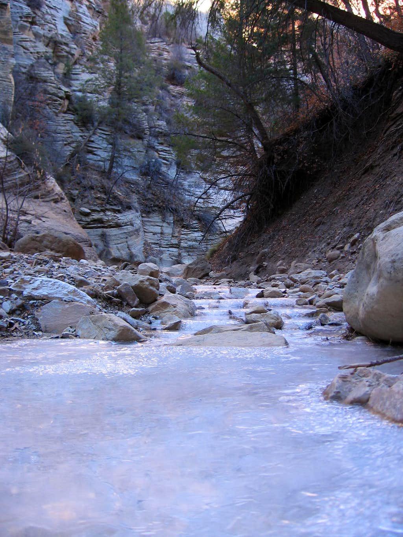 birch hollow stream