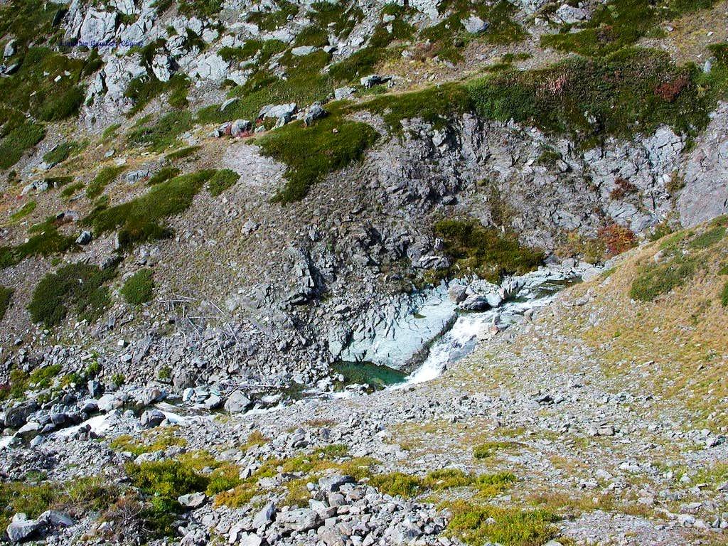 Il torrente Grauson (Cogne)
