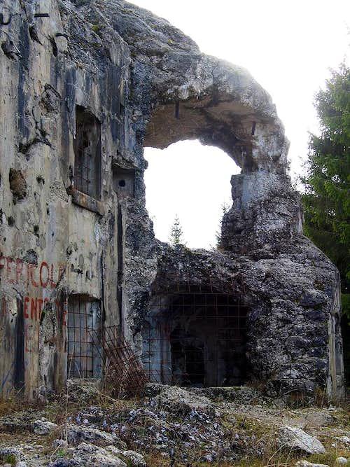 Il Forte Busa Verle