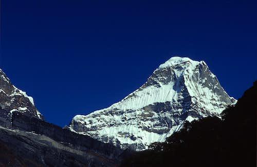 Kyashar (6770m)