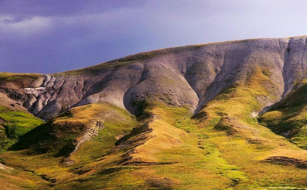 Ridge near Engineer Pass
