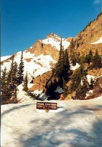 Pearl Pass Road