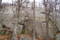 Saint John s Ledges - Upper Wall