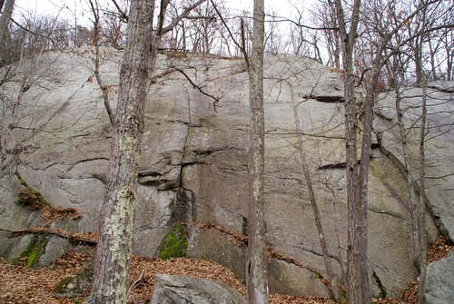 Saint John\'s Ledges - Upper Wall
