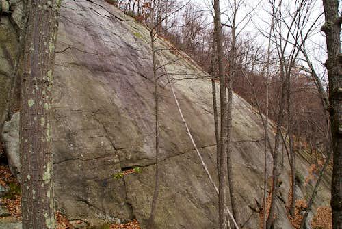 Saint John's Ledges - Upper Wall