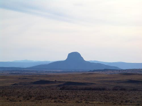 Cabezon Peak