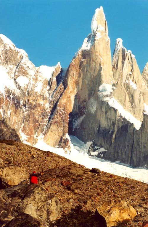 Climber's Contemplation