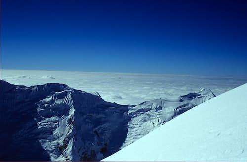 Sanu Glacier