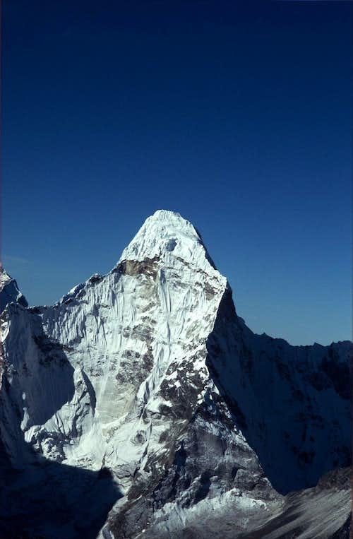 Ama Dablam from Island Peak