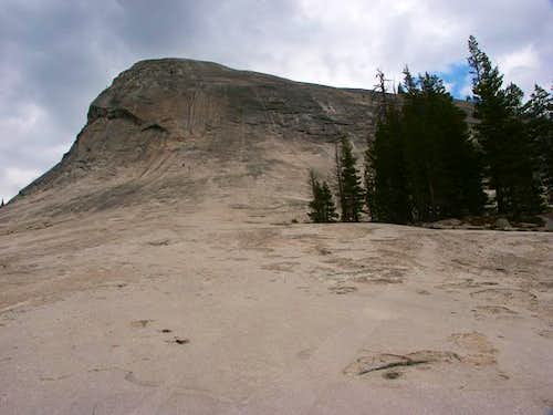 Lembert Dome from the South...