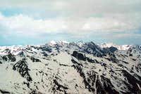 View from Castle Peak Summit