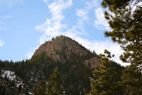 Stove Mountain