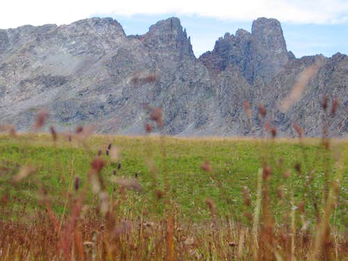 Nokhu Crags, Colorado State Forest