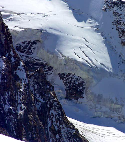 Ghiacciaio del Castore (Monte Rosa)