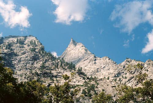 The Sphinx, Kings Canyon National Park