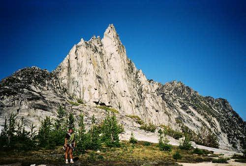 Prusik Peak, August 1986